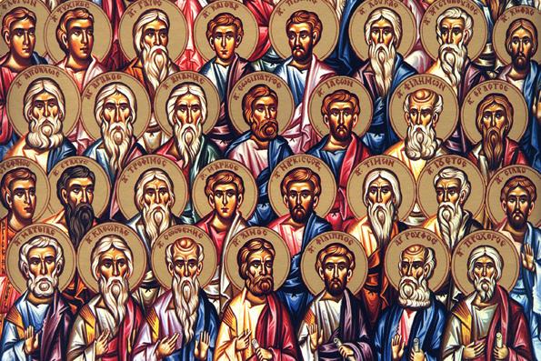 17 января - Собор 70 апостолов