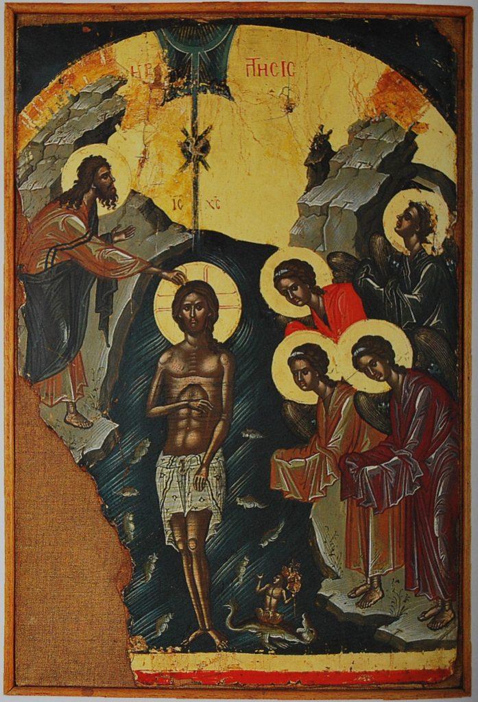 Проповедь архимандрита Виталия (Мешкова) в день Собора Предтечи и Крестителя Господня Иоанна