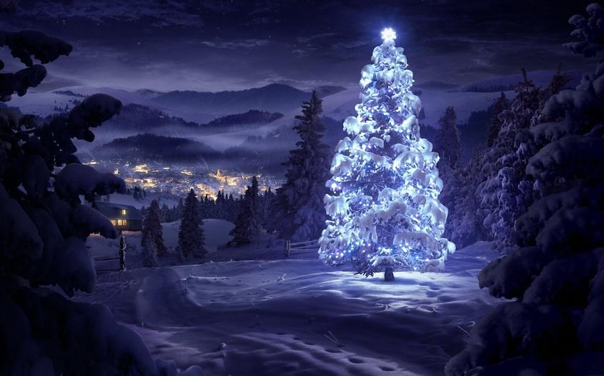 Огонек Богородицы. Рождественская сказка