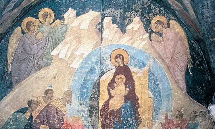 8 января - Собор Пресвятой Богородицы