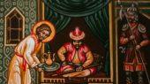 Память святого мученика Иоанна Казанского