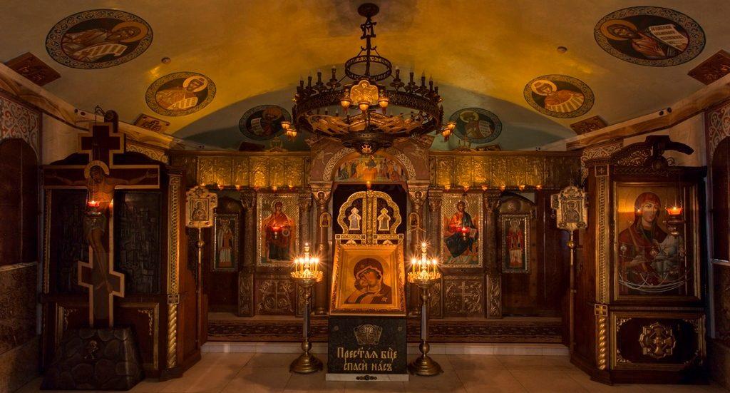 Братия Десятинного монастыря призывает верующих защитить обитель от захвата