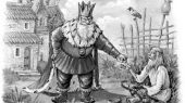 Царь и нищий (притча дня)
