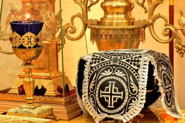В святые дни Великого Поста