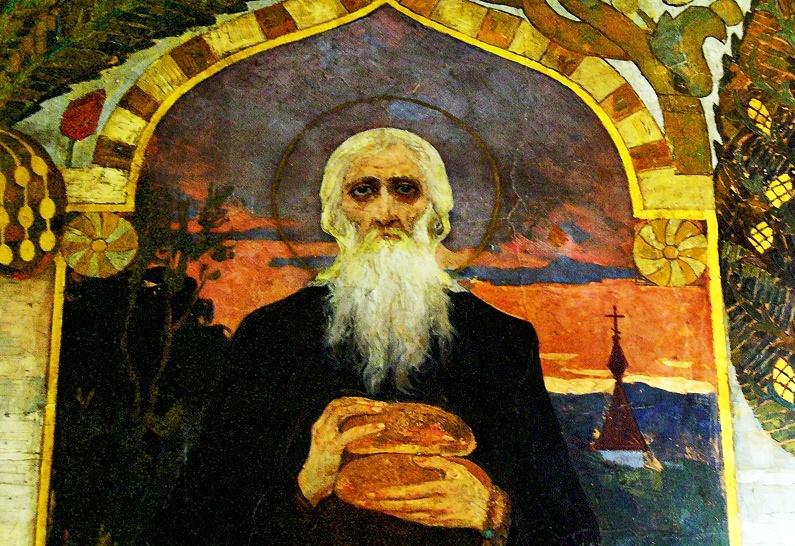 Преподобный Прохор Лободник (1107)
