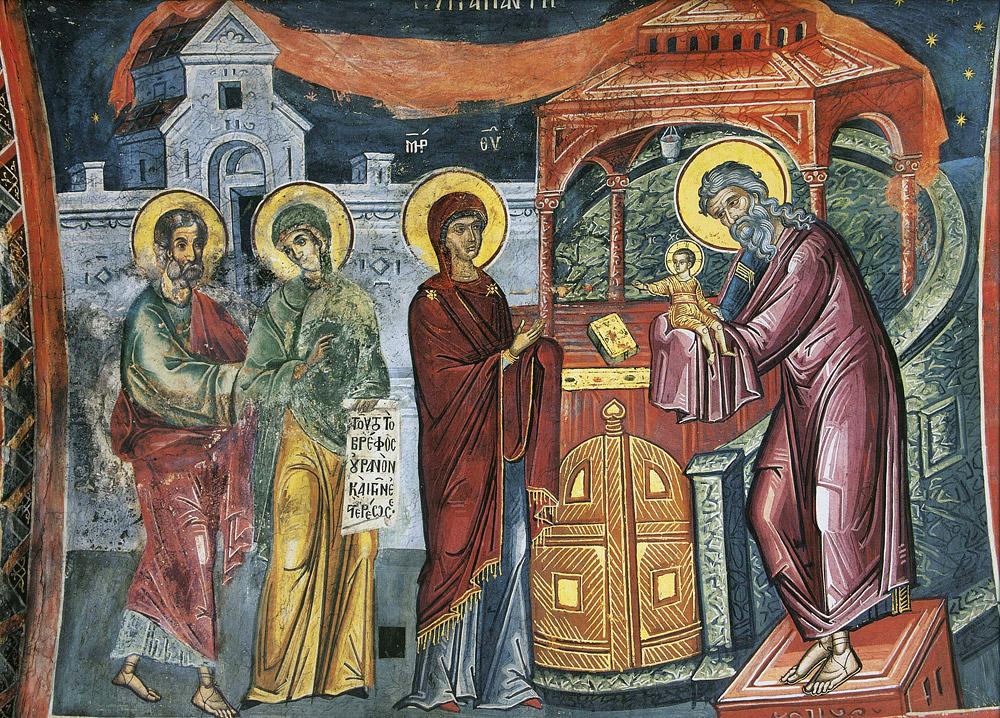 Чему учит нас праздник Сретения Господня?