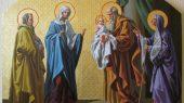 Праздник Сретения Господня в картинах художников