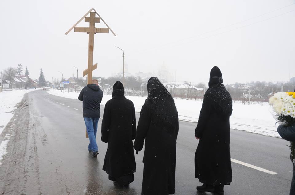 Отошла ко Господу схимонахиня Варвара (Калашникова) - чадо прп. Амфилохия Почаевского