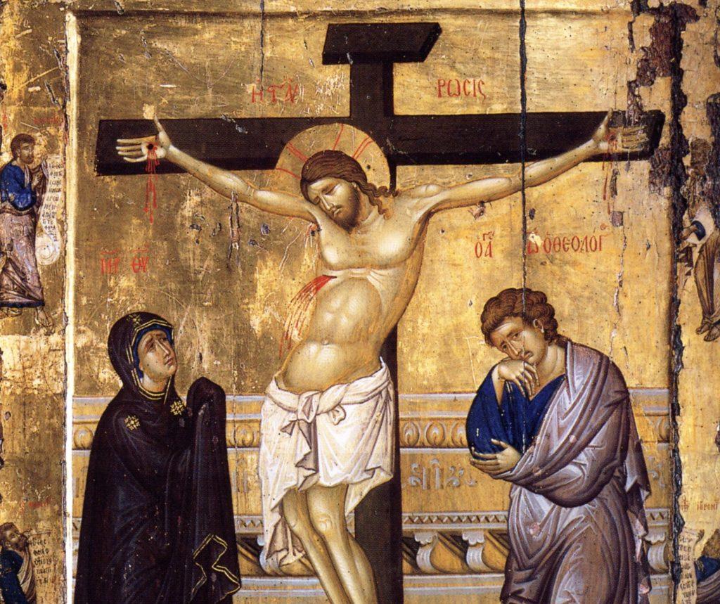Крест - спасение мира