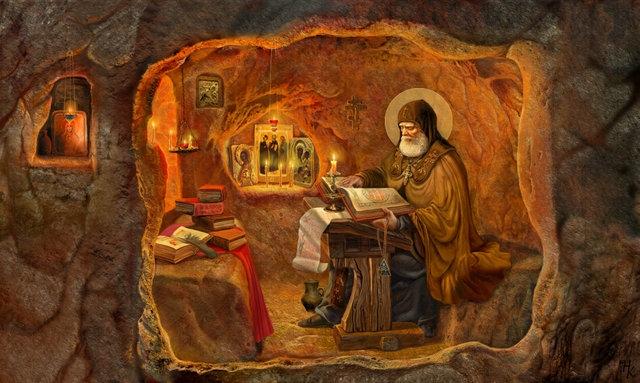 Святые пещеры Киево-Печерской лавры