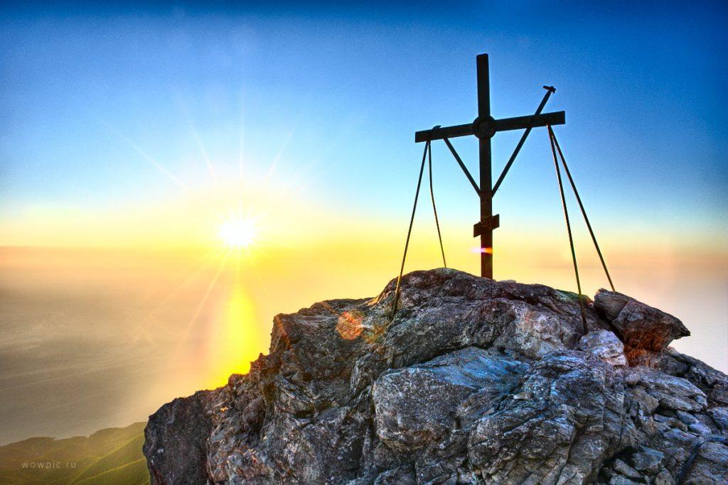 Неделя крестопоклонная. Храни меня, мой крест