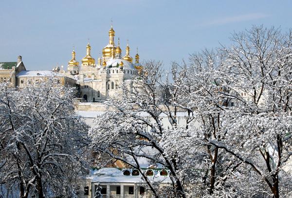 Дню памяти преподобных Печерских посвящается. Солнце Киева - Лавра