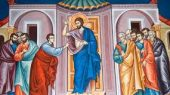 Проповедь архимандрита Илии (Рейзмира) в Неделю Антипасхи