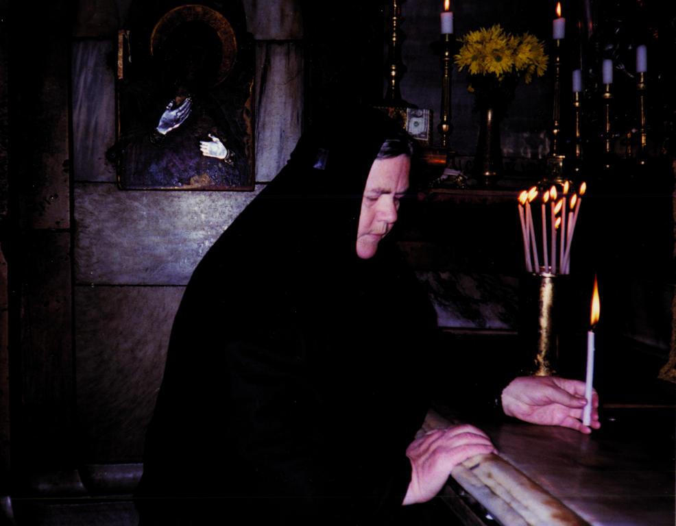 Отошла ко Господу игумения киевского Флоровского монастыря Антония (Филькина)