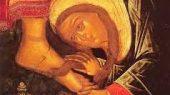 Приуготовление Христа к погребению