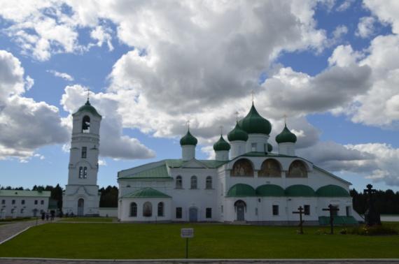 Свято-Троицкий Свирский монастырь