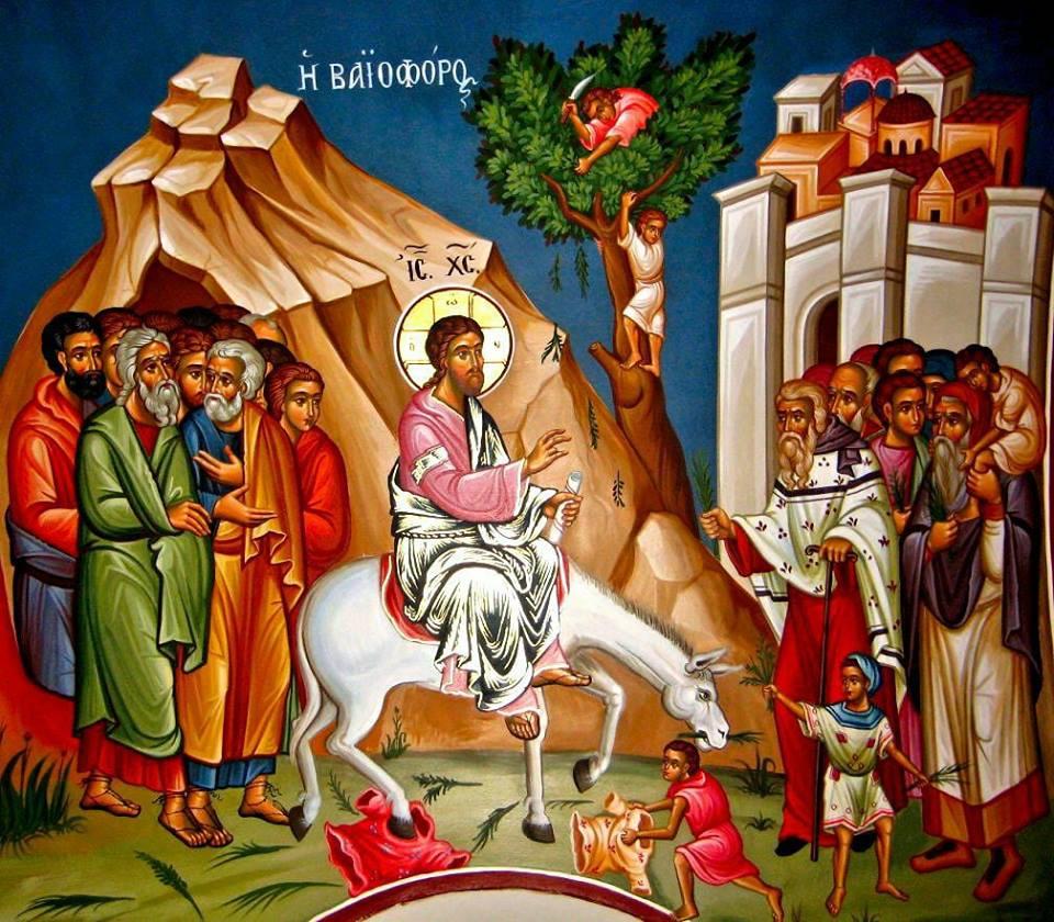 Владыка Иов (Смакоуз): Господь накануне входа в Иерусалим явил человечеству главное свидетельство жизни вечной