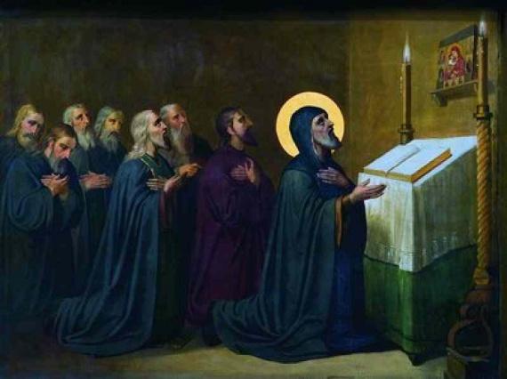 19 мая - день памяти преподобного Иова Почаевского