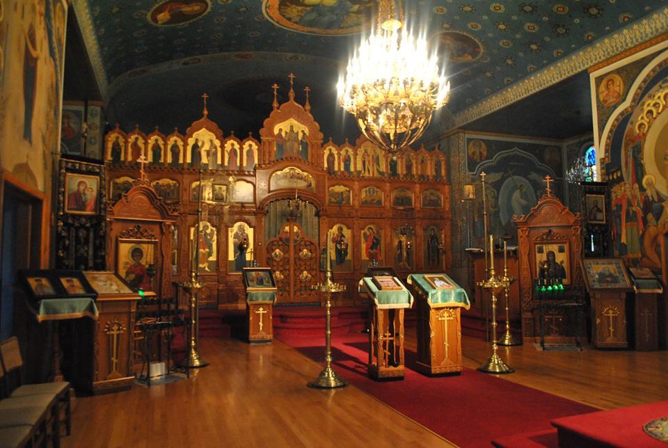 Последняя обитель святителя Николая Сербского - Свято-Тихоновский монастырь в Пенсильвании