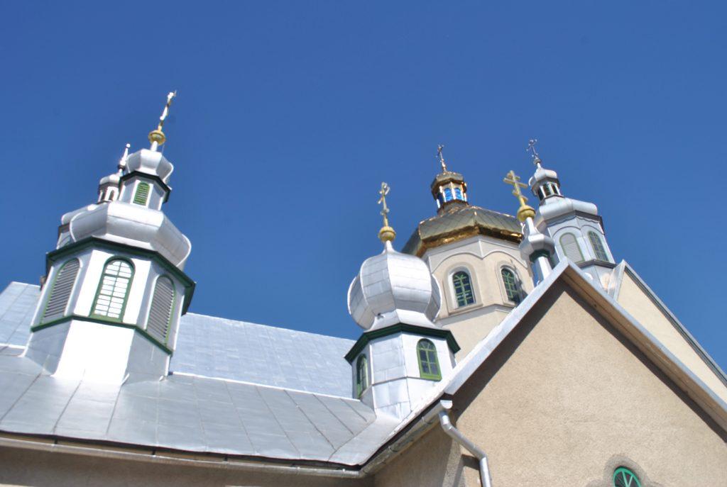 Свято-Вознесенский Чумалевский монастырь