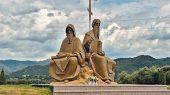 Свято-Троицкий Кирилло-Мефодиевский монастырь в Закарпатье