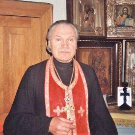 Блаженной памяти протоиерея Мефодия Финкевича