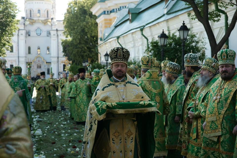 Господь послал Украинской Церкви настоящего духовного Архипастыря, благодаря молитвам, мудрости и трудам которого Православие сохраняется и укрепляется в многочисленной украинской пастве.