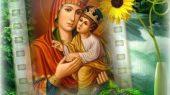 Чудотворная Киево-Братская икона Божией Матери