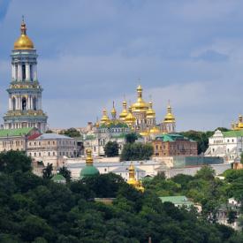Дню памяти преподобных Печерских посвящается. Киево-Печерская лавра