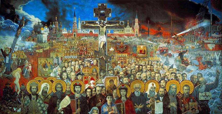 Память Всех Святых, в земле Русской просиявших. Святая Русь