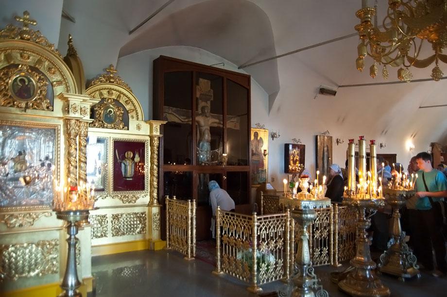 11 июня - день Сошествия Креста в Годеново