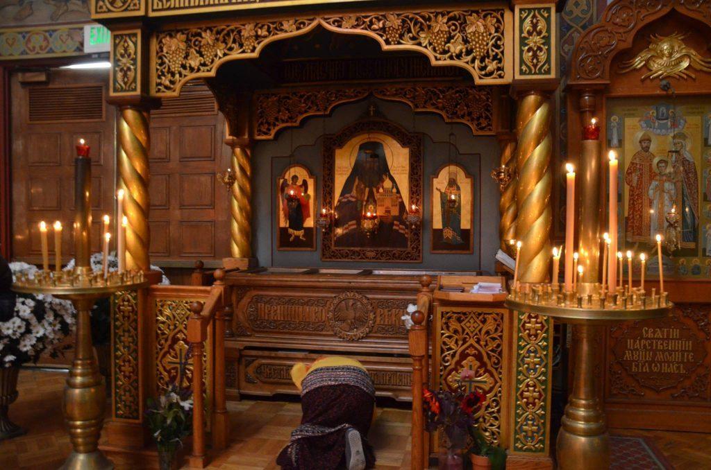 Величайшая святыня Сан-Франциско - нетленые мощи святителя Иоанна