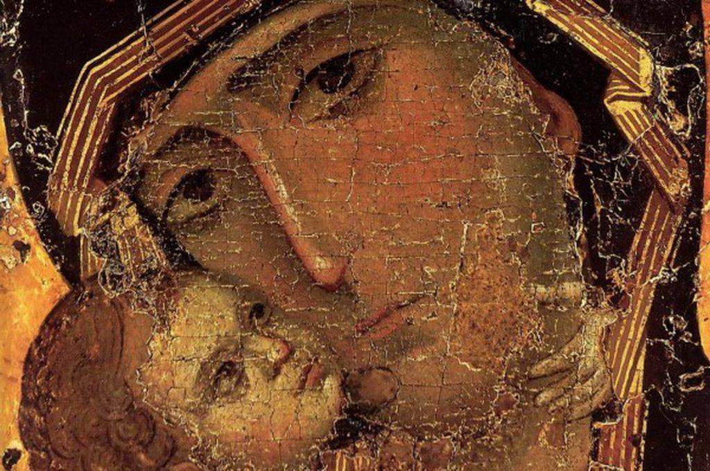Память Владимирской иконы Божией Матери