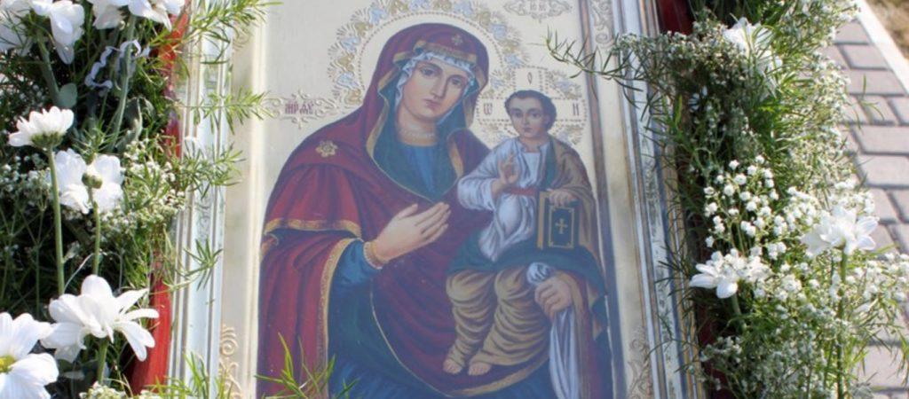 Живоносный источник чудес. Нанковской иконе Божией Матери посвящается