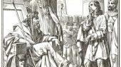 Священная история Ветхого Завета. Иосиф изъясняет сон фараону