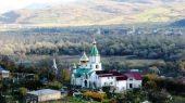 Архангело-Михайловский монастырь в Закарпатье