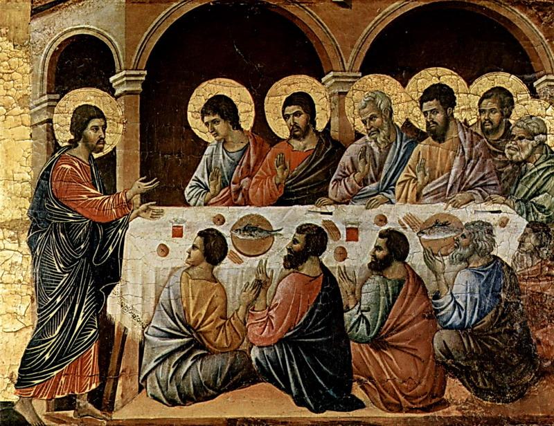 Напутствие Христа ученикам