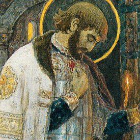 Великий князь владимирский Александр Ярославович Невский