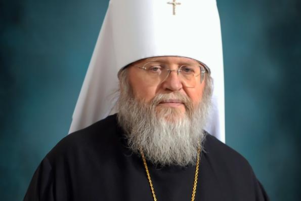 Предстоятель РПЦЗ о церковной ситуации в Украине