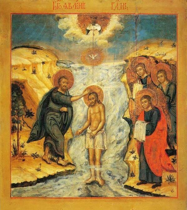 Собору Крестителя Господня Иоанна посвящается