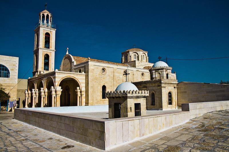 Монастырь Феодосия Великого («Дейр Доси»)