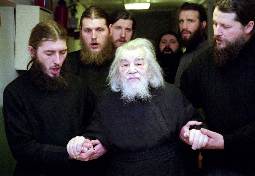 Архимандрит Иоанн (Крестьянкин) в воспоминаниях отца Антония (Гулиашвили)
