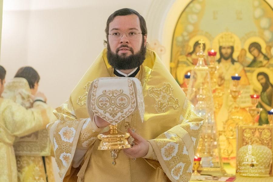 Архиепископ Венский Антоний возглавил торжества по случаю 15-летия Казанского прихода в шведском Вестеросе