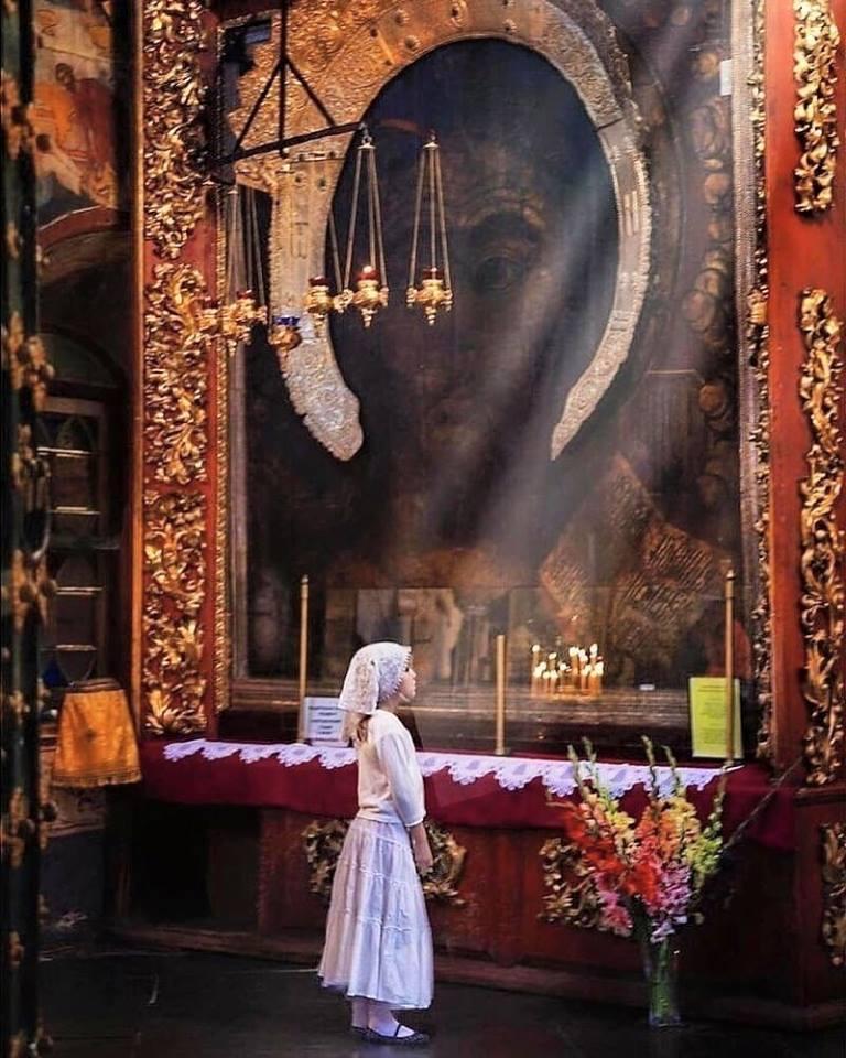 Сегодня - завершение Великой Четыредесятницы. Псалом 140. Да исправится молитва моя