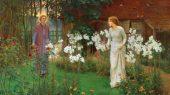 Тема Благовещения в русской поэзии