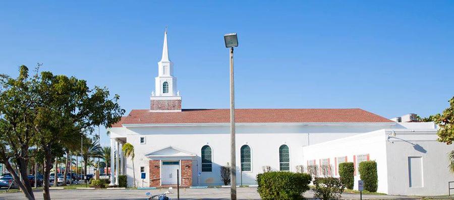 Православная Флорида. Храм блаженной Матроны Московской в Майами