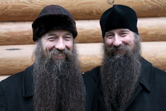 Братья-близнецы, монахи и богословы Кирилл и Мефодий
