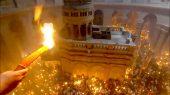 Антипасха.Вспомним схождение Благодатного огня в Иерусалиме на Пасху