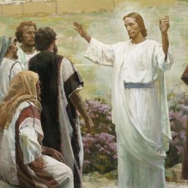Поучение об одном и единственном основании спасения Святитель Николай Сербский