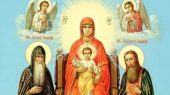 Свенско-Печерская икона Божией Матери
